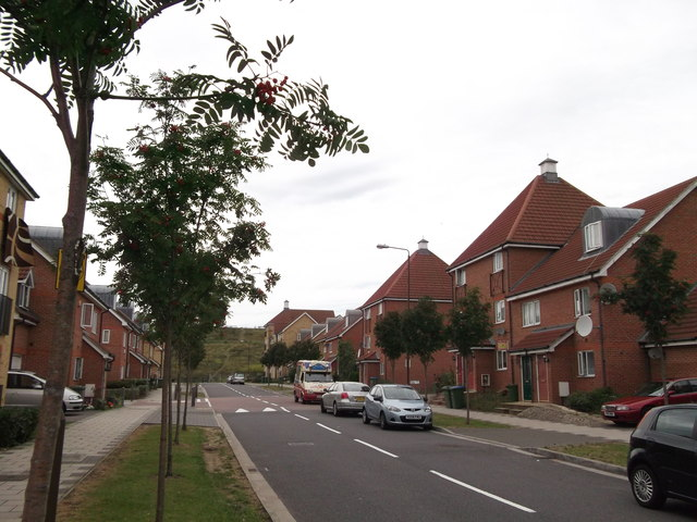 Hill View Drive, Thamesmead East