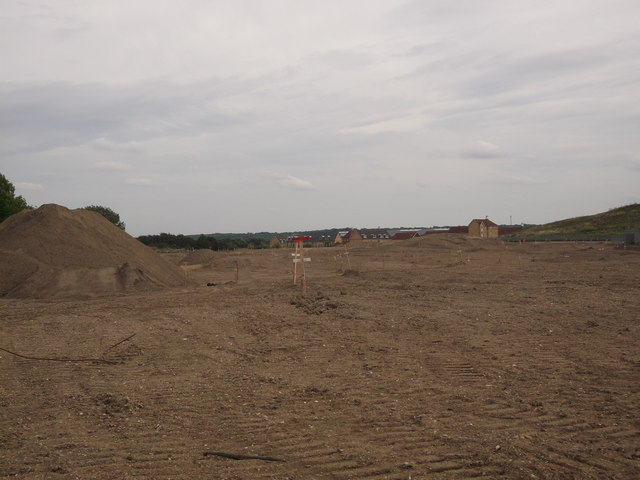 Development Land of Gallions Reach Urban Village (ecopark of houses).
