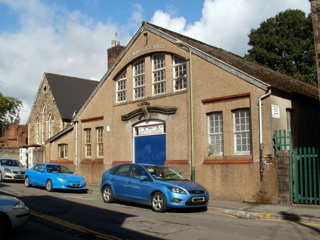 St Martin's Hall, Caerphilly