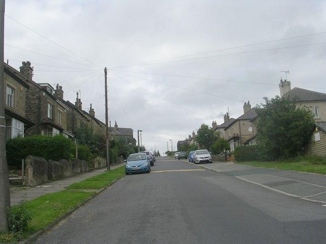 Kingston Road - viewed from Harehill Road