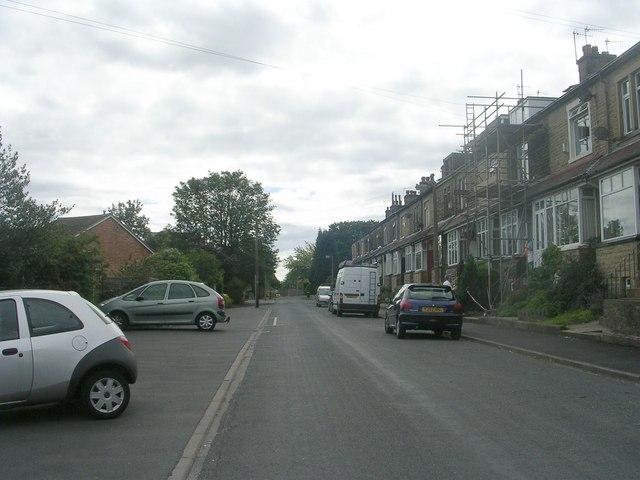 Pellon Terrace - Kingston Road