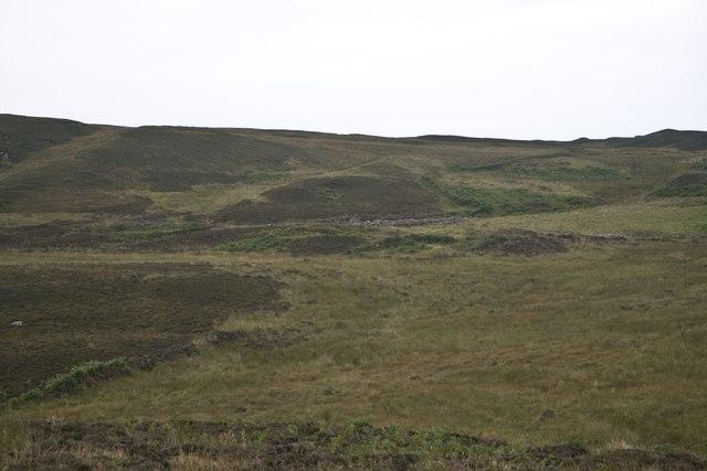 Ruin near Stremnishmore, Islay