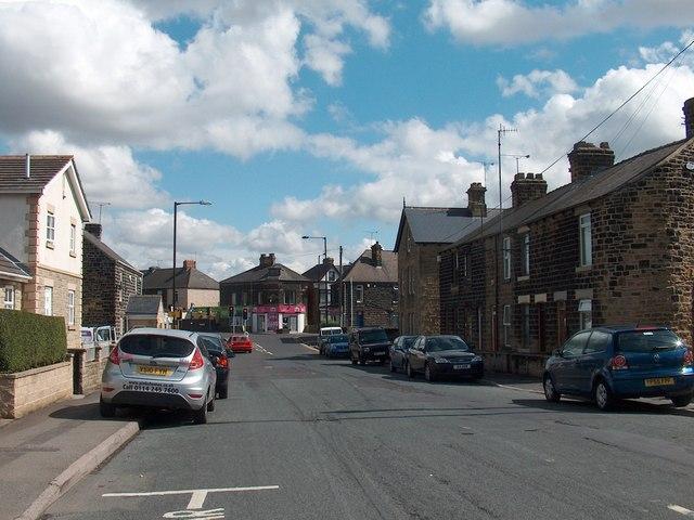 Mill Road, Ecclesfield