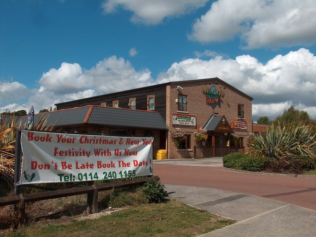 """Meadow Farm"" Pub-Restaurant, Ecclesfield"