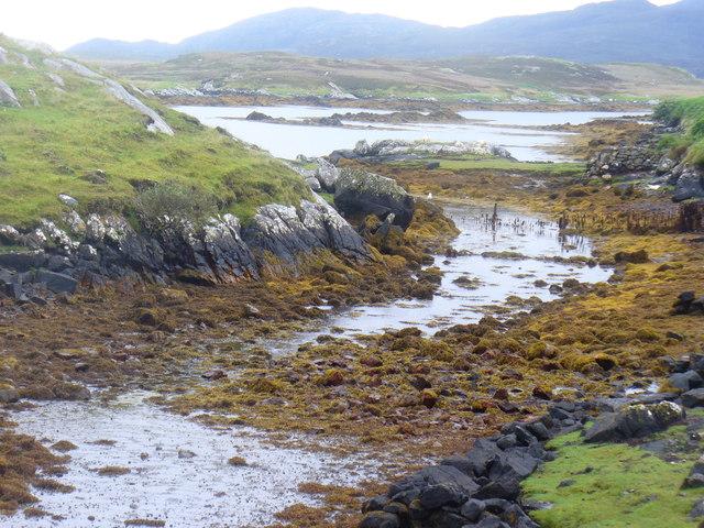 Sea Loch Inlet, Loch Aineort