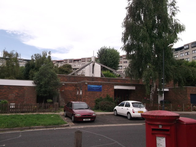 Titmus Avenue Baptist Church, Thamesmead