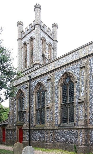St Mark, Lakenham