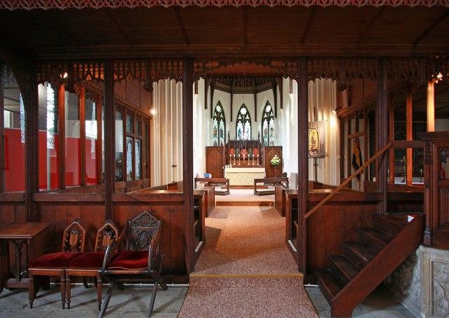 St Mark, Lakenham - Chancel
