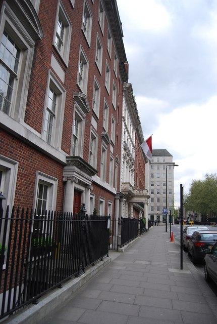 Indonesian Embassy, Grosvenor Square