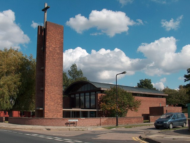 The Church of St Paul, Parson Cross Estate
