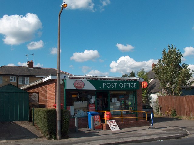 Colley Road Post Office and Convenience Store