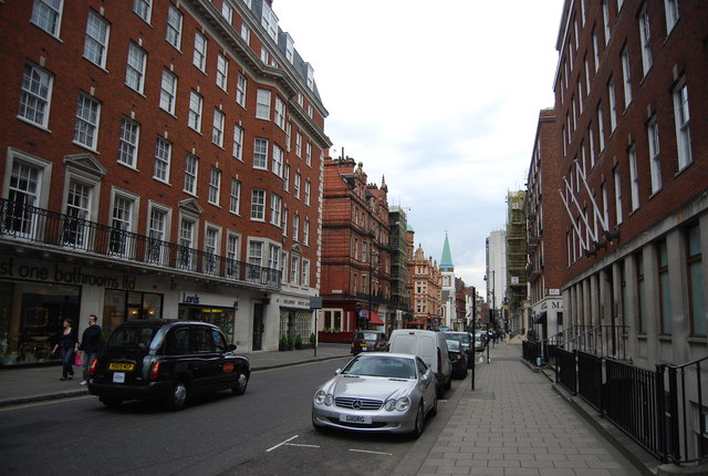 South Audley St