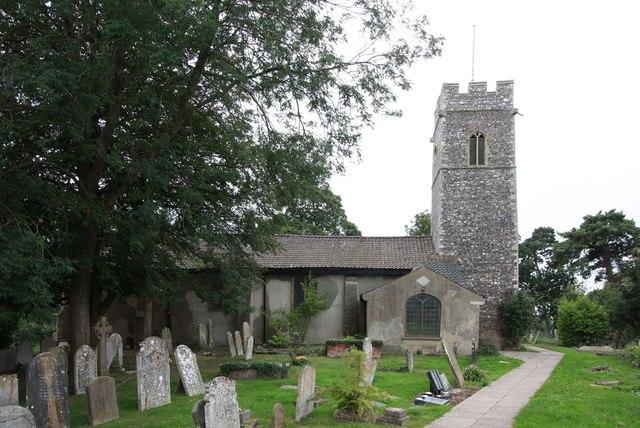St John the Baptist, New Lakenham