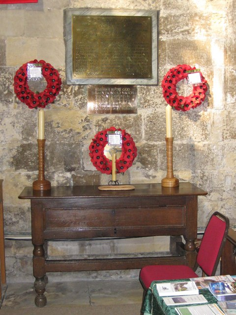 War memorial, Old Malton