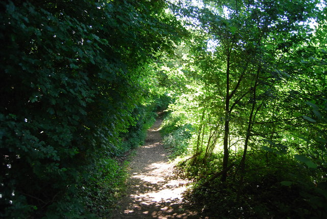Footpath near Black Horse Farm