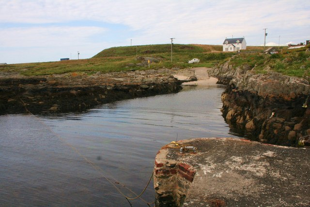 Inlet and Slipway