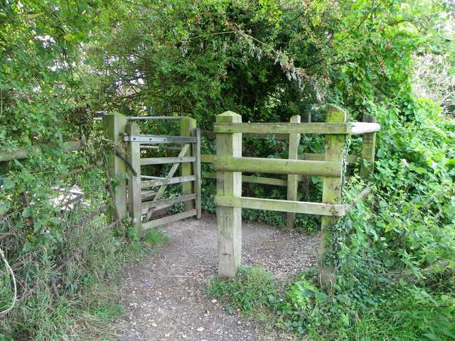 Kissing gate, Flouse Hole