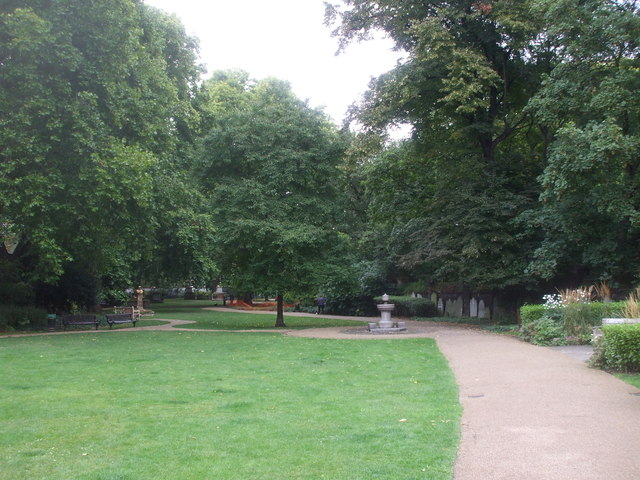 St George's Gardens, London
