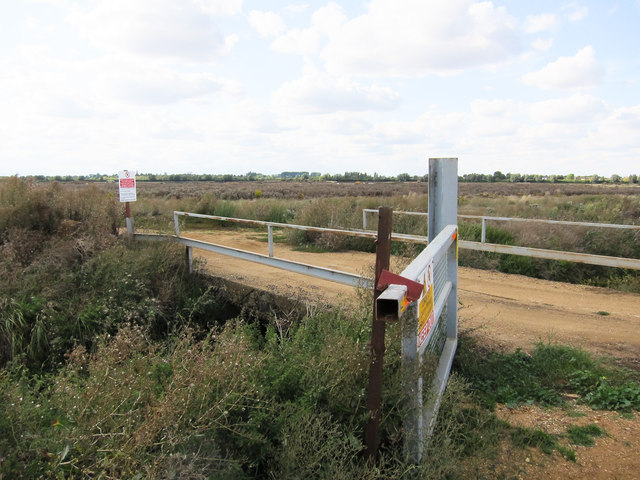 Ouse Fen sand and gravel extraction
