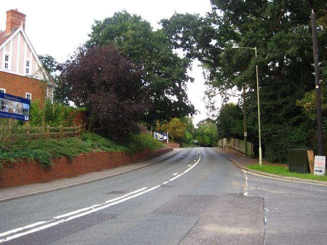 Ipswich Road, Woodbridge
