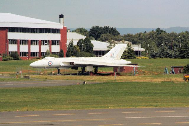 Avro Vulcan XM603