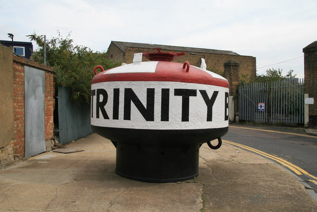 Big buoy, Orchard Place