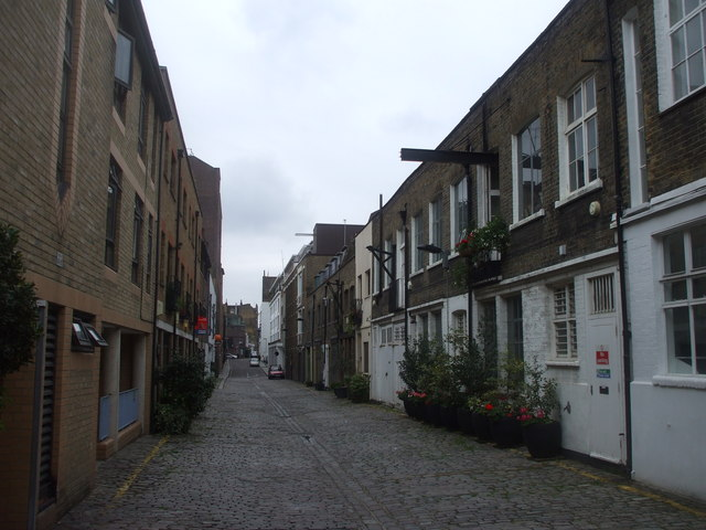 Brownlow Mews, London