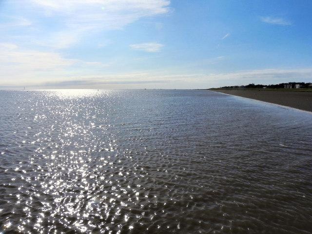 The Ribble Estuary