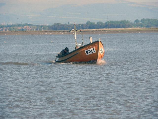 """""""Margaret Ann"""", River Ribble"""
