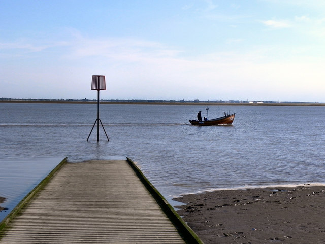 Lytham Jetty, Ribble Estuary