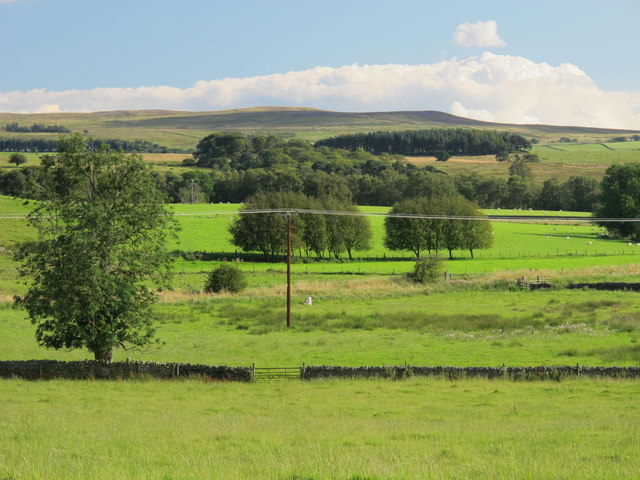 Farmland near Park Village