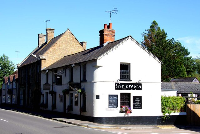 The Crown in Shrivenham