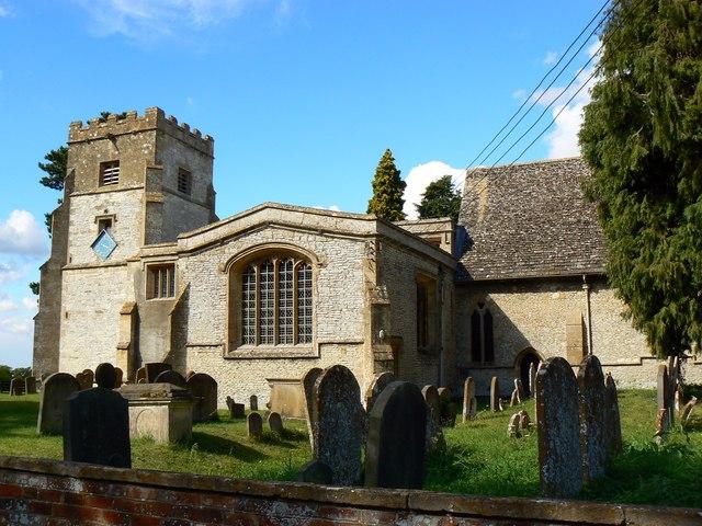 St Mary's Church, Childrey