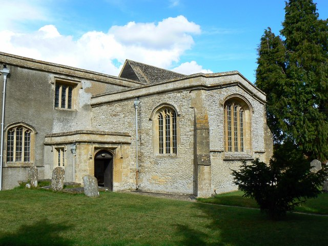 South porch and south transept, St Mary's Church, Childrey