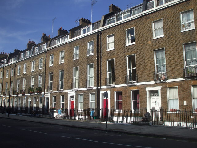 Doughty St, London