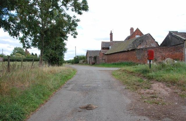 Old Farm near Brineton
