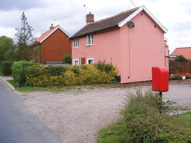 Post Office Kenton Forge Postbox