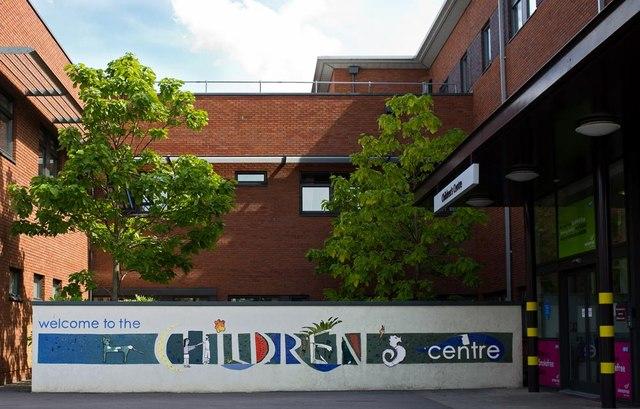 Children's Centre, Gloucestershire Royal Hospital