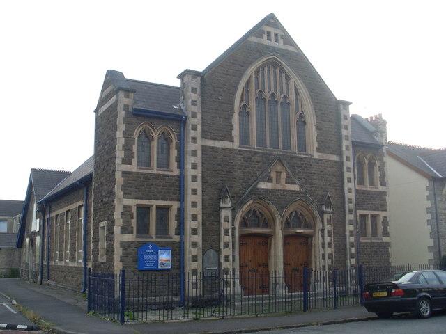 English Congregational Church, Port Talbot