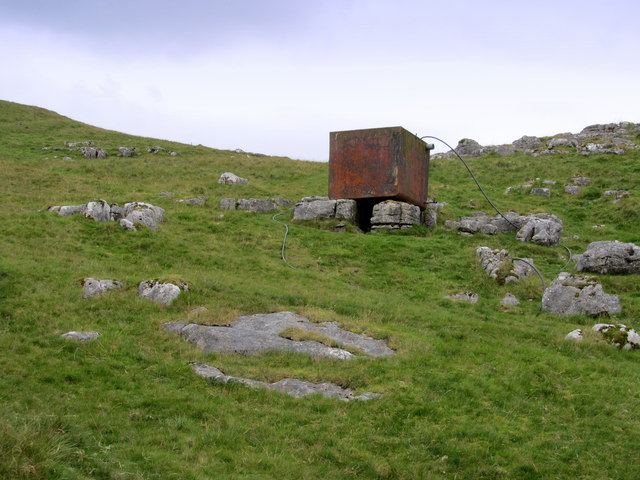 Abandoned Water Tank East of Lineseed Head