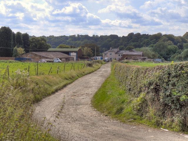 Middle Farm, Lower Bredbury