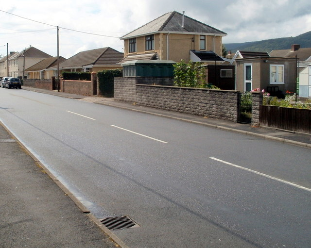 Edwards Street, Cwmgwrach