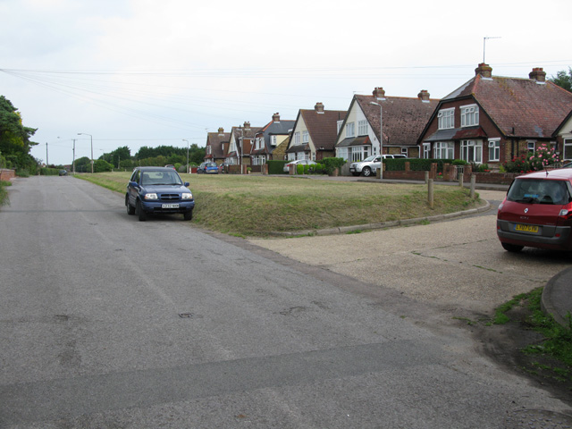 The Crescent, Dover Road, Sandwich