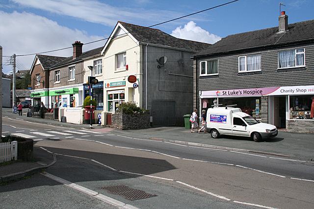 Plymstock: Elburton Post Office