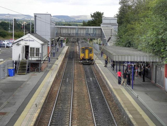 Hazel Grove Station