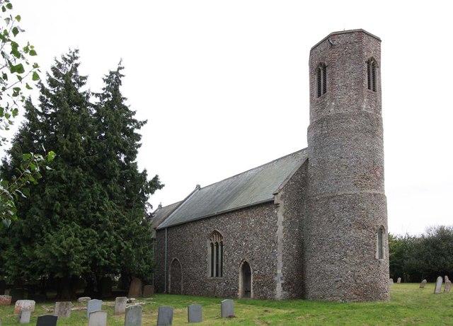 St Mary, Rushall