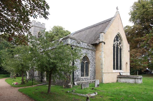 St Andrew, Trowse Newton