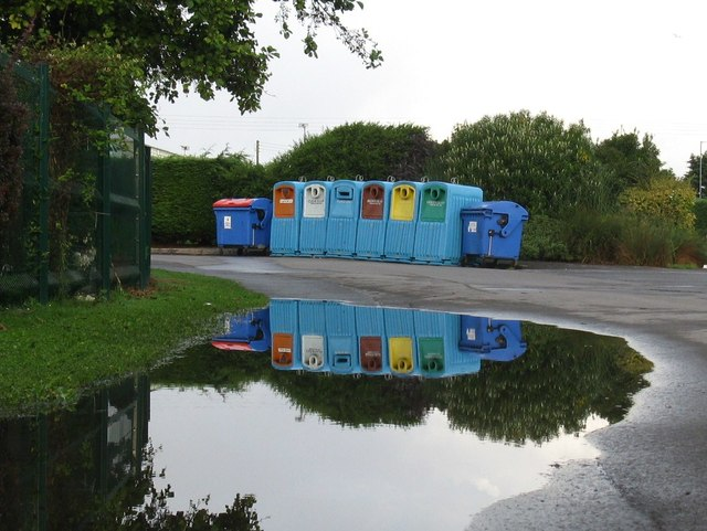 Reflections of recycling