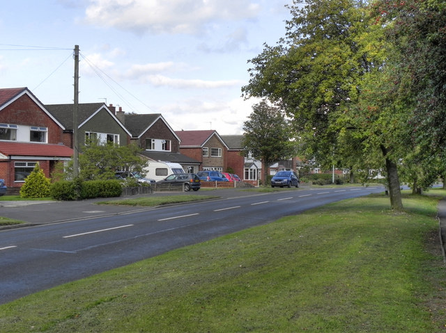Jackson's Lane, Hazel Grove