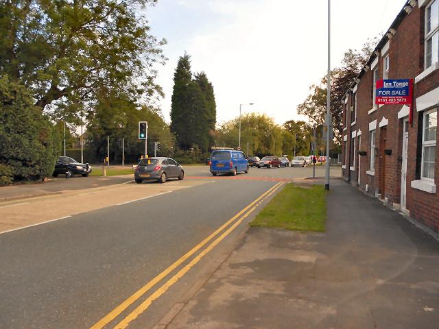 Chester Road, Hazel Grove